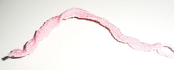 Amigurumi Unicorn Horsehair