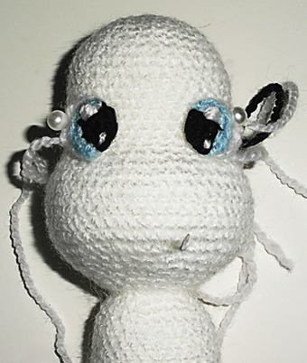 Amigurumi Unicorn Assembly