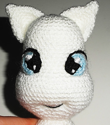 Amigurumi Unicorn Pattern