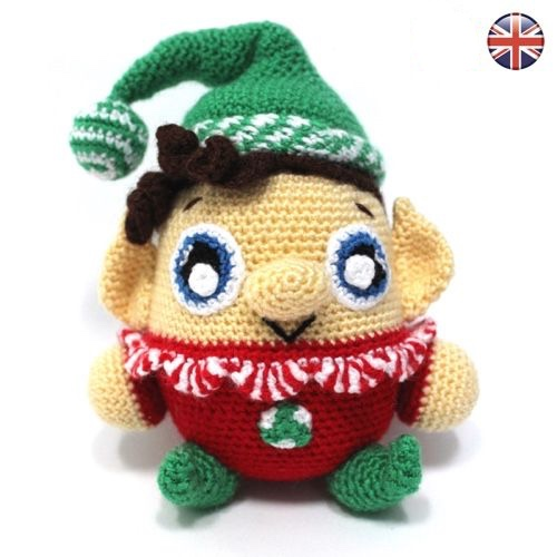 Christmas Elves Pattern – AmigurumiBB | 500x500