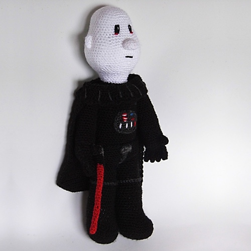 Darth Vader | Star Wars | CROCHET PATTERN | PDF | 500x500