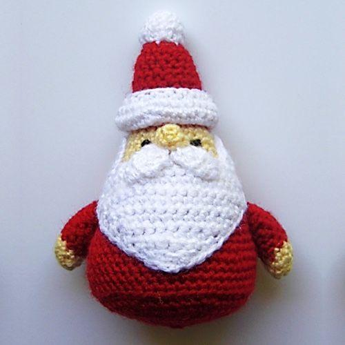 Patrones de Amigurumis para Navidad - Patrones gratis | 500x500