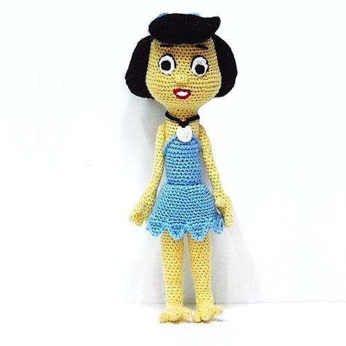 Personajes Amigurumi: 15 Patrones para tejer personajes de crochet ...