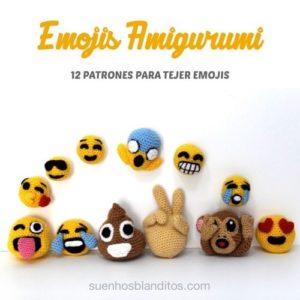 patrones-amigurumi-emojis-emoticones