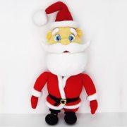 Patrón Santa Claus Amigurumi