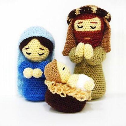 Patrones Nacimiento Amigurumi