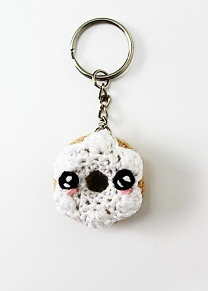 These Crochet Keychain Patterns Make Quick and Easy Handmade Gifts | 582x416