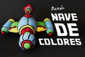 Patrón Nave de Colores