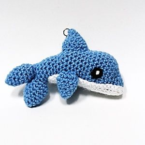 Amigurumi Crochet Sea Creature Animal Toy Free Patterns | Crochet ... | 300x300