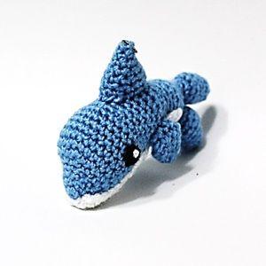 Dolphin – Amigurumi Patterns | 300x300