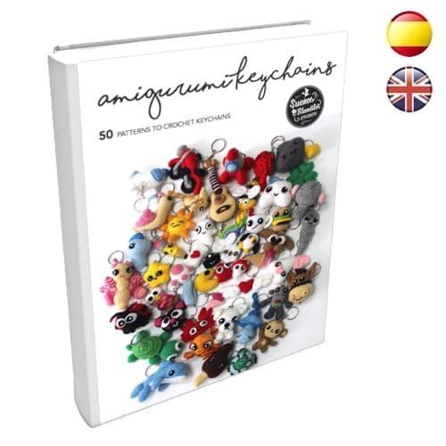 Amigurumi Unicorn Keychain Crochet Free Patterns - Crochet & Knitting | 500x500