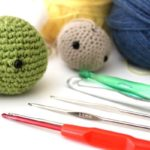 Materials and accessories to crochet amigurumis