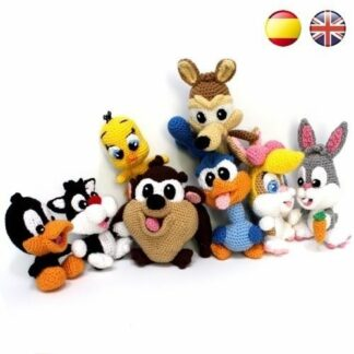 Baby Looney Tunes PDF Amigurumi Patterns