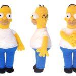 Homer Simpson Free Amigurumi Pattern
