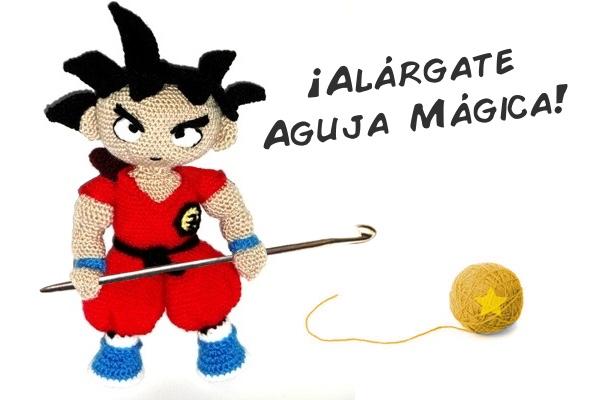 Goku – Amigurumi Patterns | 400x600