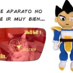 Patrón Vegeta (Dragon Ball)