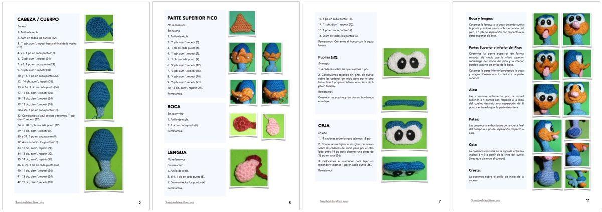Cómo diseñar tus propios patrones amigurumi – Sueños Blanditos