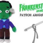 Frankenstein Free Amigurumi Pattern