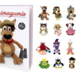 "New ebook ""Animagumis: 15 Patterns to crochet yarn animals"" Now on Sale!"