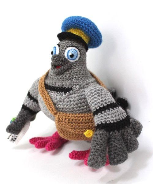 Patrón Juana, la paloma mensajera – Sueños Blanditos