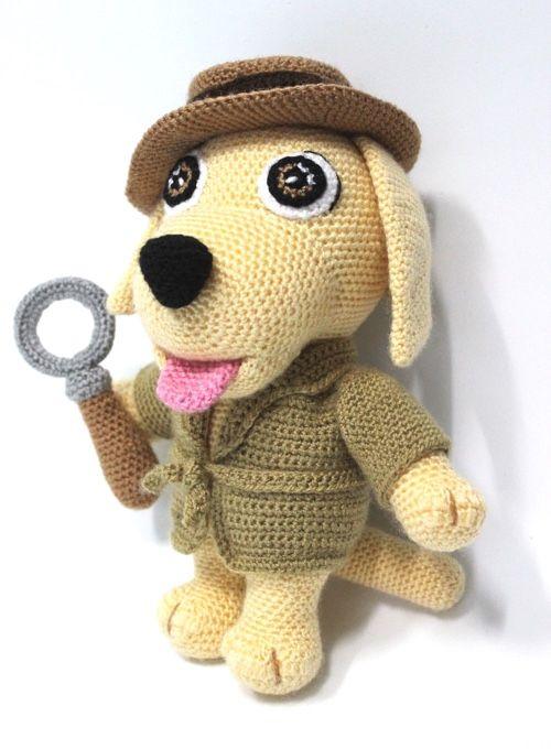 Patrón Lucas, el perro detective – Sueños Blanditos