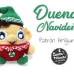 Elf Christmas Free Amigurumi Pattern