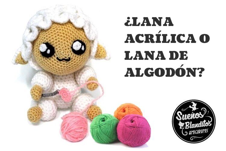 Cual es la mejor lana para tejer amigurumis? – Sueños Blanditos