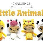 Amigurumi Challenge: Little Animals Baby