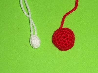 Lulu Crochet Doll