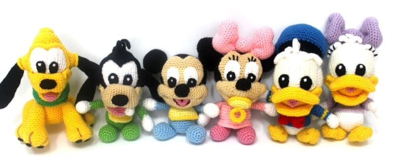 Baby Disney Amigurumi Patterns