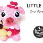 Little Pig Amigurumi Pattern