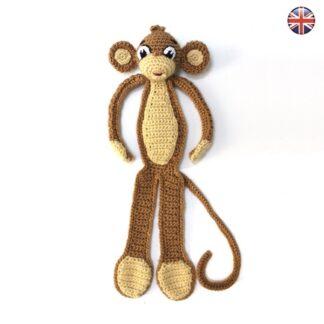 Amigurumi Crochet Hound Bookmark | 324x324