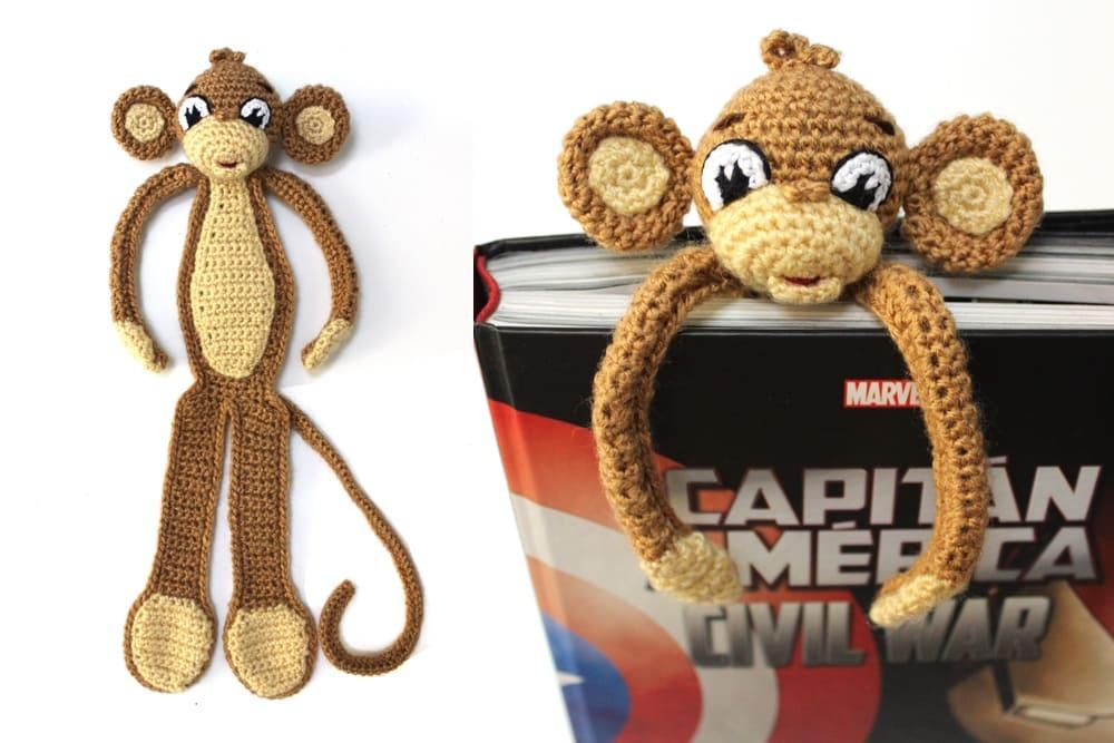 Radosna Małpka PL ♥ Happy Monkey ENG | Crochet monkey, Monkey ... | 667x1000