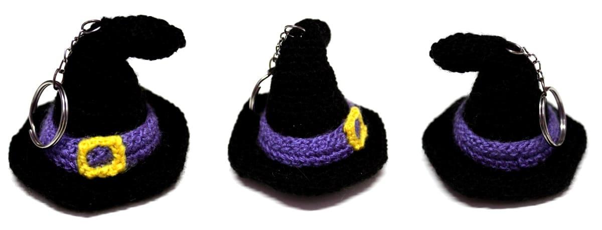 Smallish Witch Free Crochet Pattern | 460x1200