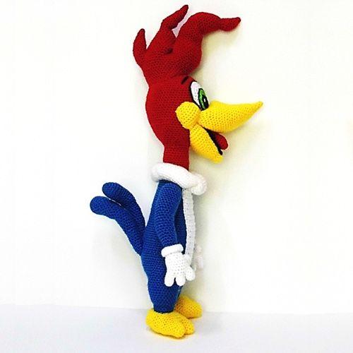 Tutorial Woody Amigurumi Toy Story Crochet | PART 3 | Lanas y ... | 500x500