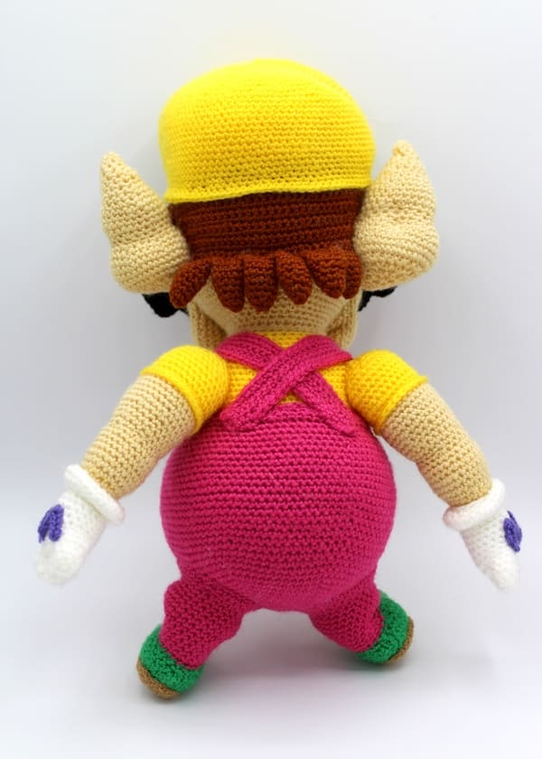 yoshi amigurumi tutorial - YouTube   Mario crochet, Crochet super ...   840x600