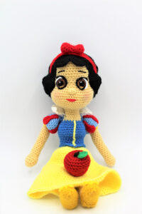 Snow White Collection 10 amigurumi patterns