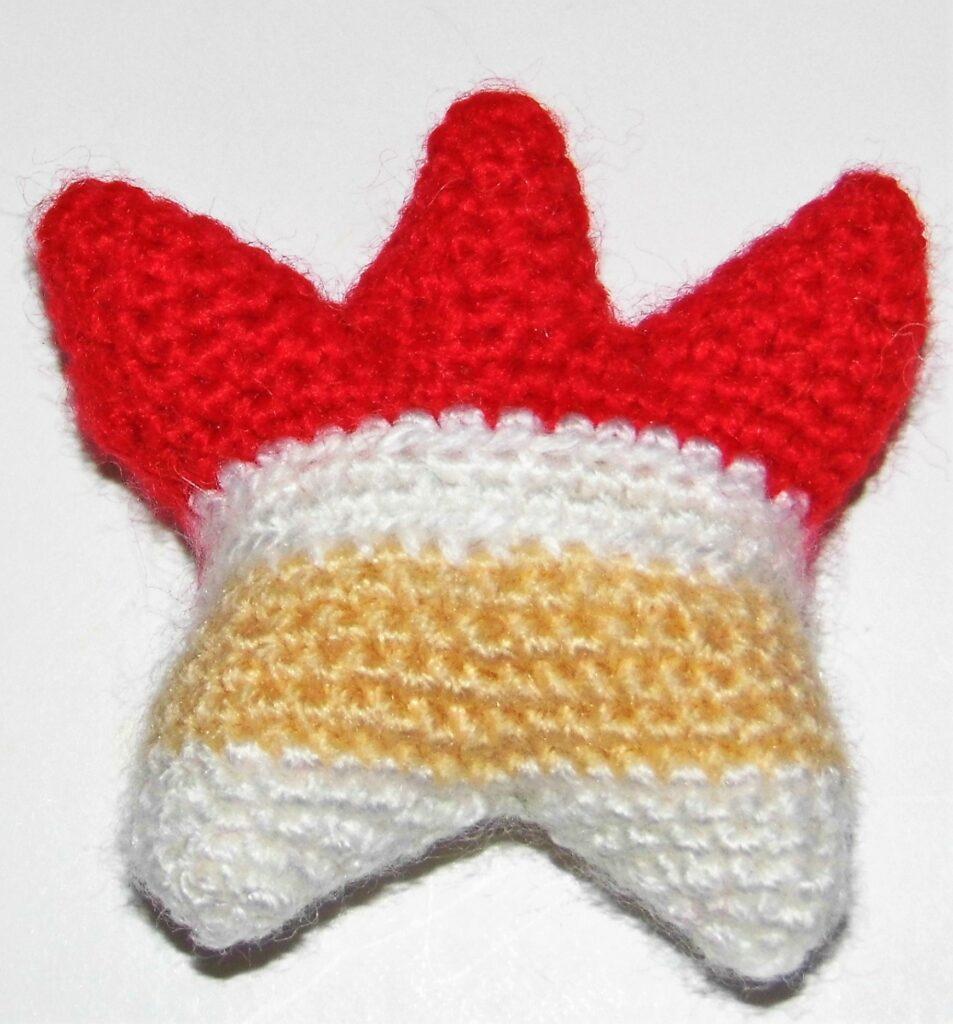 Santa Claus Star Amigurumi Pattern
