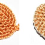 Right side and wrong side in amigurumis