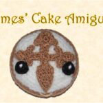 St. James' Cake Amigurumi Pattern